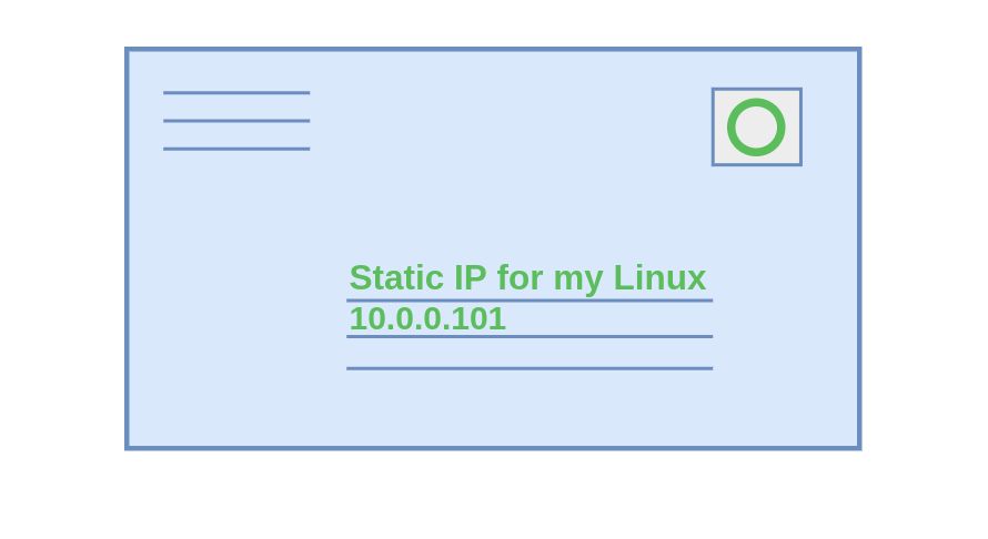 Jak nastavit pevnou IP adresu v linuxu