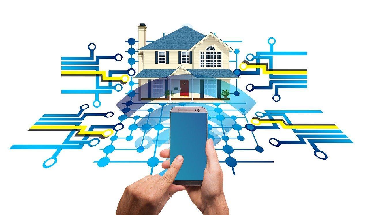 Pi-Home - Modelový inteligentní dům