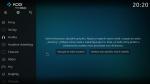 Linux -multimediální prohlížeč KODI
